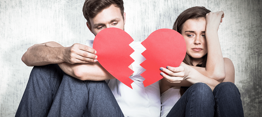 Fine di una relazione
