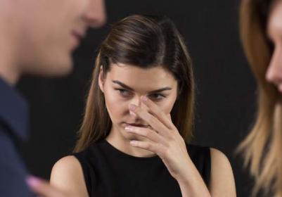 Il tuo ex ha una relazione di ripiego