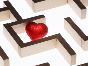 superare la fine di un amore con il percorso